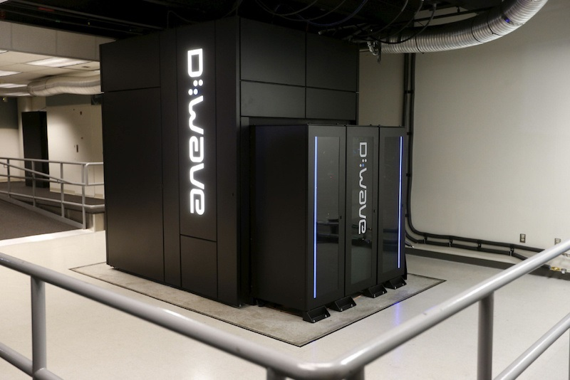 A D-Wave 2X quantum computer is pictured during a media tour of the Quantum Artificial Intelligence Laboratory (QuAIL) at NASA Ames Research Center in Mountain View, California, December 8, 2015. Housed inside the NASA Advanced Supercomputing (NAS) facility, the 1,097-qubit system is the largest quantum annealer in the world and a joint collaboration between NASA, Google, and the Universities Space Research Association (USRA).  REUTERS/Stephen Lam