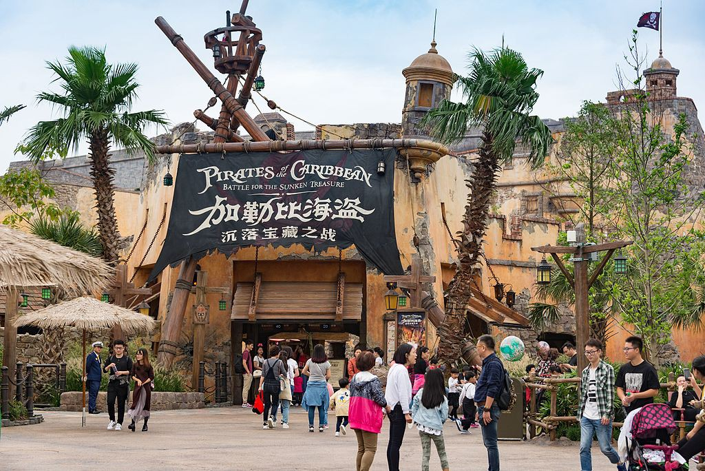 Entrane_to_Pirates_of_the_Caribbean_Battle_for_the_Sunken_Treasure_at_Shanghai_Disneyland_Park