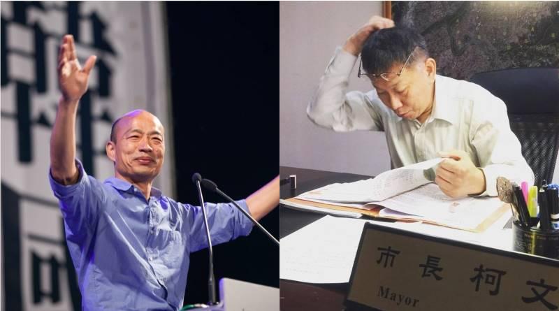 韓流vs.柯P旋風!聲量能兌換選票嗎? 從選舉結果看「網路的力量」
