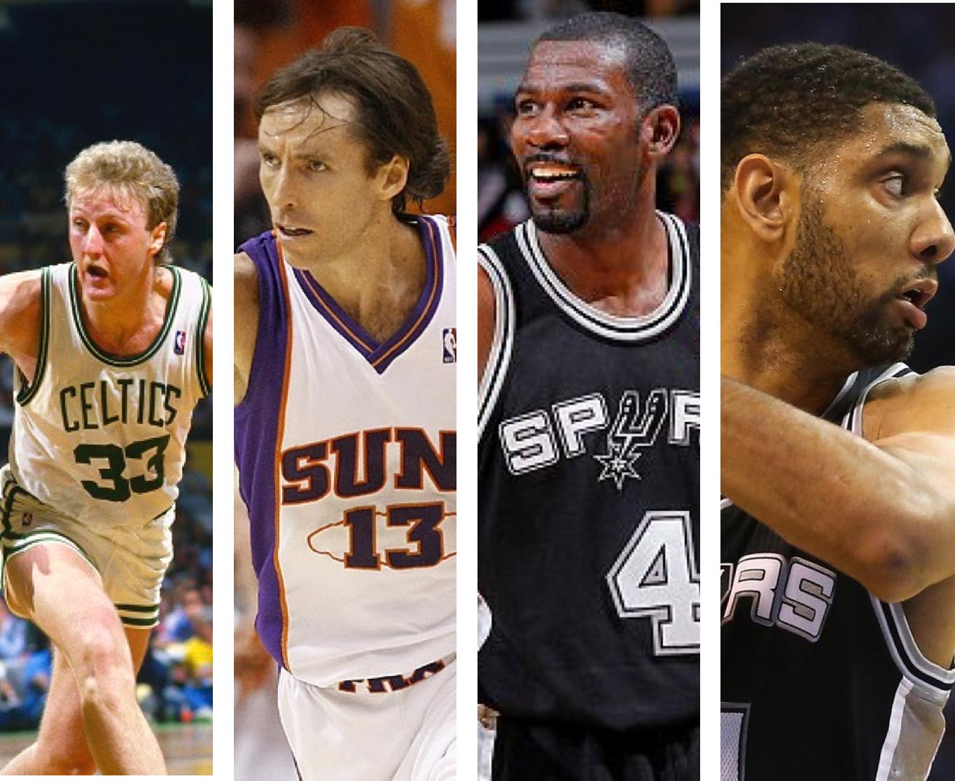 鹹魚大翻身!NBA史上五支單季進步30勝的大躍進球隊