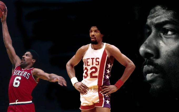 Julius Erving-YOUNG