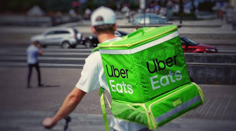 游佳璇/營收大增70%!曾經高喊抵制Uber 台灣人卻把Uber Eats捧上天