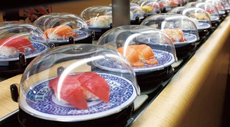 你吃到的迴轉壽司其實比你想的還科技!「黑科技」真能幫餐飲業提升獲利嗎?