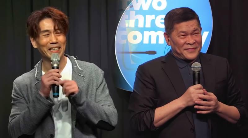 秀場文化讓資深藝人「回春」?羅時豐、澎恰恰登《狗屎寫手》看台灣娛樂媒介的「新瓶與舊酒」
