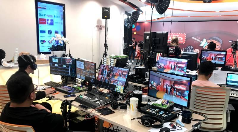 解密/兩萬人同時在線!從直播活動現場看蝦皮的「娛樂電商」野心