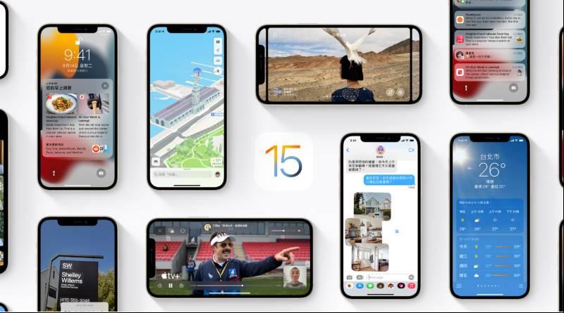 iOS 15登場!跨平台FaceTime、原況文字等15大更新一次看